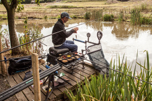 fishing pools - fishing holiday Cheshire