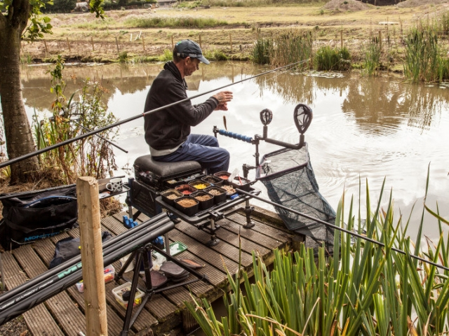 Fishing holidays by Cheshire Country Holidays
